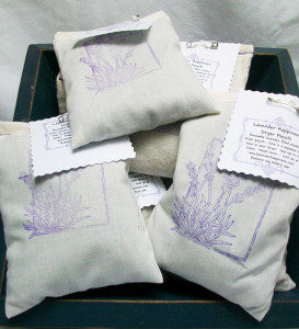 Lavender Happiness Dryer Pouch