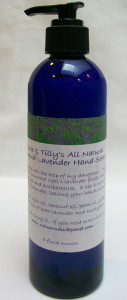 Livie and Tilly's All Natural Liquid Lavender Hand Soap