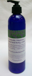 Lavender Happiness Hand & Body Lotion